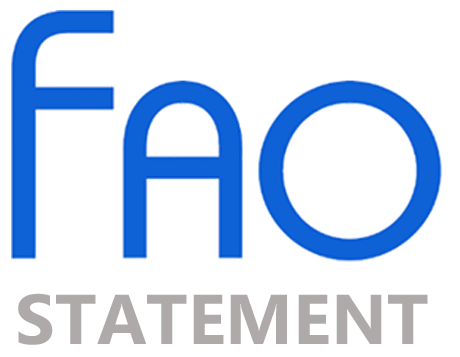 FAO Statement logo
