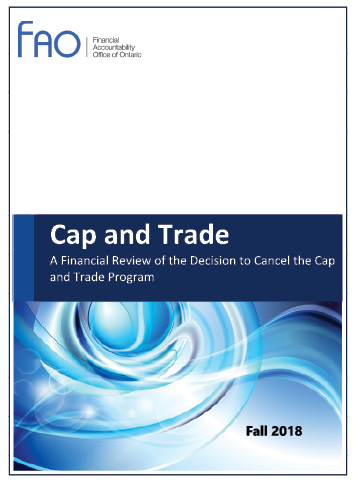 Cap and Trade publication cover