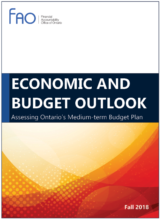 Economic and Budget Outlook cover image